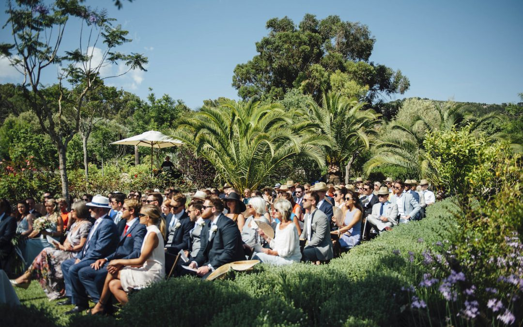 Qué bonito: beautiful spring wedding with Spanish details